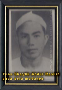 Shaykh Abdul Rashid