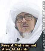 Sayyid Muhammad 'Alawi al-Maliki