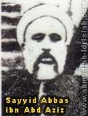 Sayyid Abbas ibn Abd 'Aziz Al-Maliki